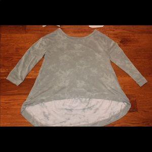 Karlie Teal sweater